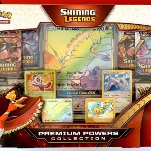 Shining Legends - Premium Powers Collection Front Pokemon TCG CardCollectors