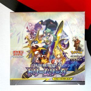 Dream League SM11b Booster Box Japan Front CardCollectors