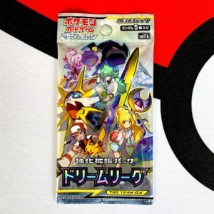Dream League SM11b Booster Pack Japan Front CardCollectors