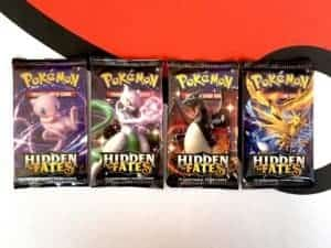 Hidden-Fates-Booster-Packs-Set-of-4-all-Artworks-Pokémon-TCG-CardCollectors