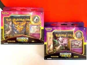 Hidden-Fates-Mew-Mewtwo-Pin-Collection-Duo-CardCollectors-Pokémon-TCG