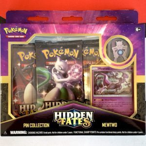 Hidden Fates Mew Mewtwo Pin Collection Mewtwo CardCollectors Pokémon TCG