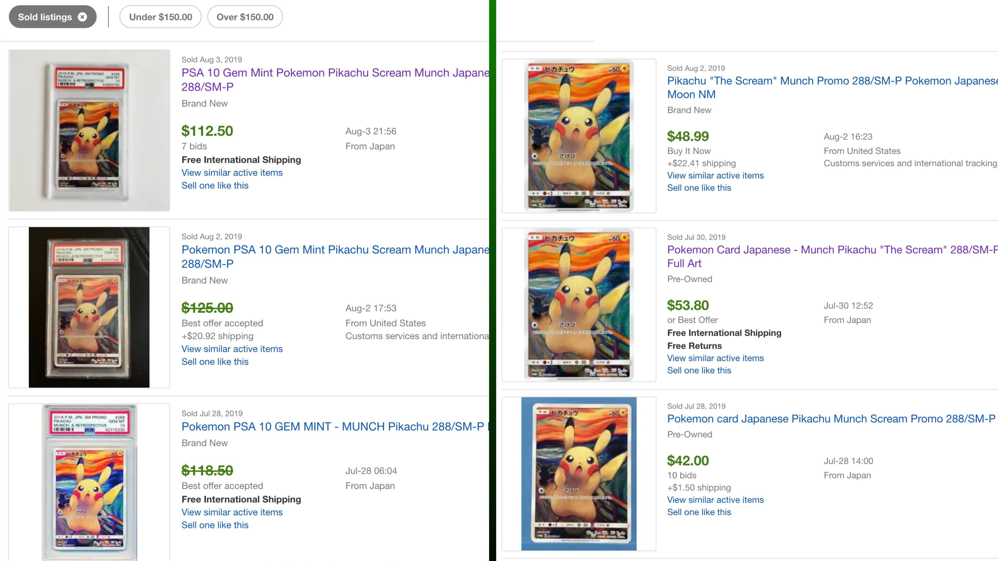 Poke-Invest Blog Post 3 Pic 1 Wert Pokémon Karten steigern PSA Grading
