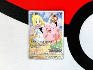 Promo-Card-Dream-League-Pokémon-TCG-Clefairy-with-Lillie-381-SM-P-Front-CardCollectors