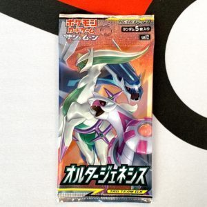 Alter Genesis SM12 Booster Box Japan Booster Pack CardCollectors