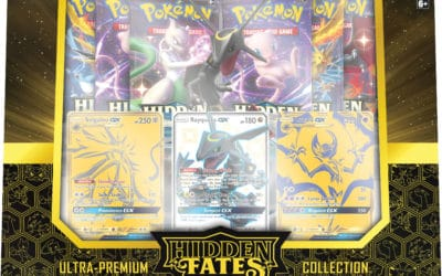 Pokémon kündigt unglaubliche «Hidden Fates Ultra Premium Collection» an (Update: Bilder)