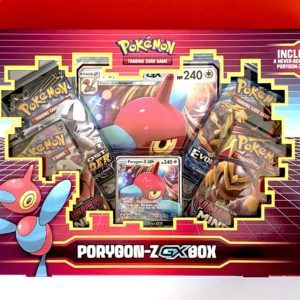 Porygon Z GX Box Collection Front Pokemon TCG