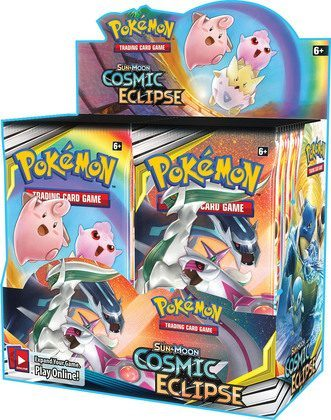 Cosmic Eclipse S&M12 Booster Box Preview