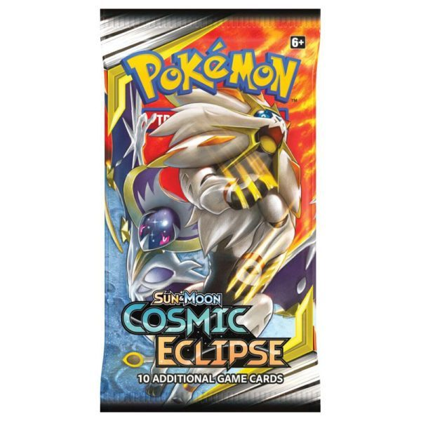 Cosmic Eclipse S&M12 Booster Pack Preview
