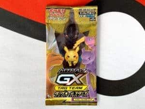 Pokemon TCG SM12a Tag Team GX Tag All Stars Booster Front CardCollectors