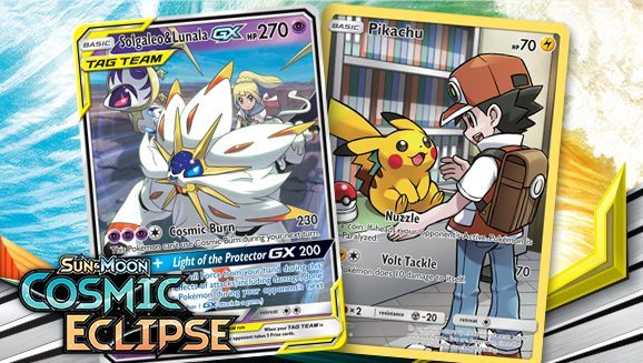 SM12 Cosmic Eclipse Featured Cards Character Preview