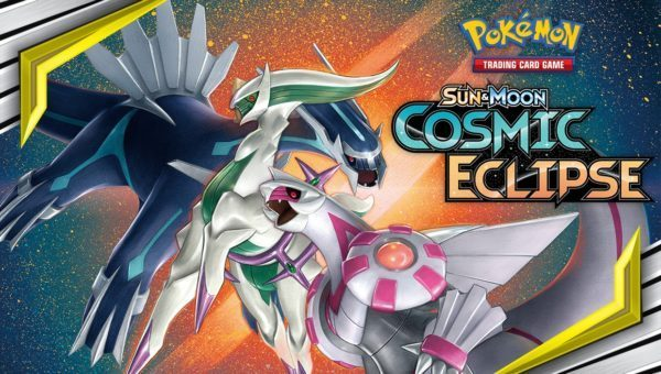 SM12 Cosmic Eclipse Featured Cards Tag Team Trio Preview