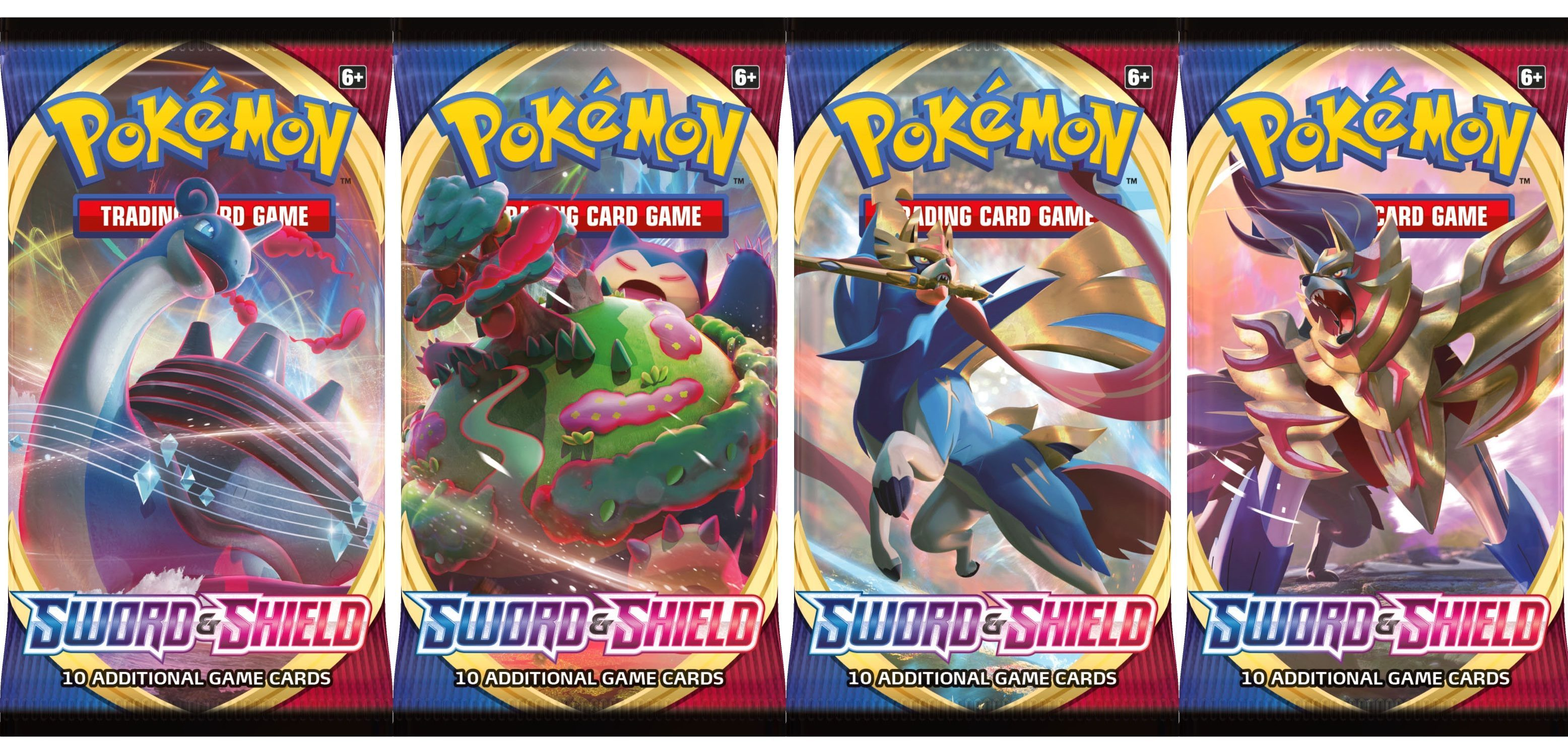 Packarts Pokemon TCG Sword Shield SWSH 1 Blog Post