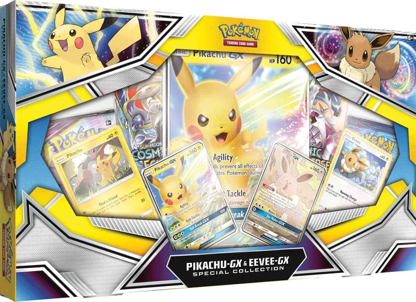Pikachu-Eevee-GX-Special-Collection Promo