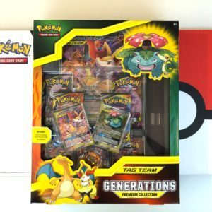 Tag Team Generations Premium Collection Front Pokémon TCG CardCollectors
