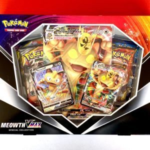 Meowth VMAX Special Collection Front CardCollectors Pokemon TCG
