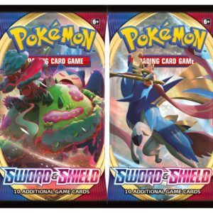 Packarts Pokemon TCG Sword Shield SWSH 1