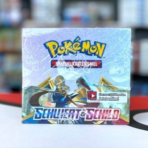 Sword Shield Booster Box Front DE CardCollectors