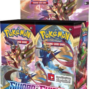 Sword Shield Pokemon TCG SWSH1 Booster Box Promo