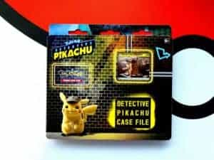 Detective Pikachu Case File Outside CardCollectors