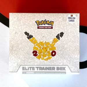 Generations Elite Trainer Box Front Pokémon TCG CardCollectors