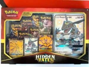 Hidden Fates Premium Power Collection Pokemon TCG Front