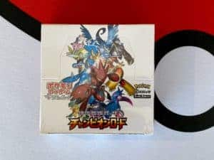 Champion Road SM6b Booster Box Pokémon TCG