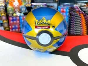 Pokéball Tin Quick Ball Pokémon TCG