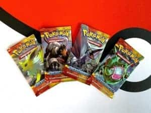 Pokemon TCG HS Unerschrocken UndauntedDE All 4 Packart Booster