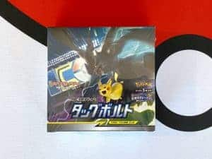 Tag Bolt SM9 Booster Box Pokémon TCG