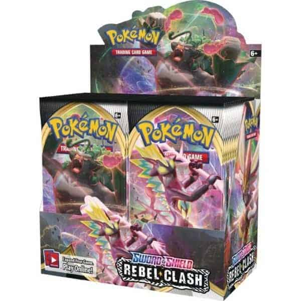 Rebel Clash Display Box Preorder Promo