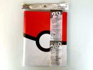 Ultra Pro Pokéball PRO-Binder 9-Pocket