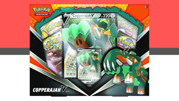 Copperajah V Box Pokémon TCG CardCollectors