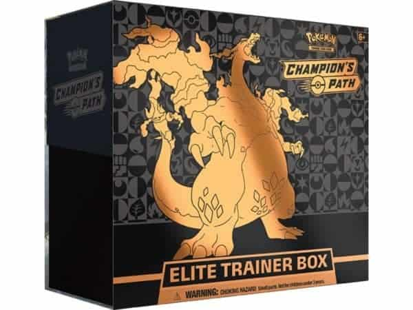 Champions Path SWSH 3.5 Elite Trainer Box Promo
