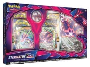 Eternatus VMAX Premium Collection Promo Pokémon TCG