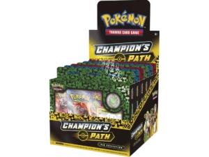 Champion's Path Pin Collection Set A Turffield Hulbury Motorstoke Promo