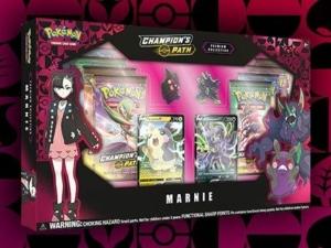 Marnie Premium Collection Champions Path Promo KV Pokémon TCG