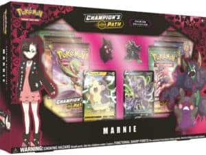Marnie Premium Collection Champions Path Promo Pokémon TCG