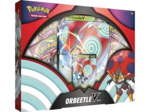 Orbeetle V Box MKT Pokemon TCG