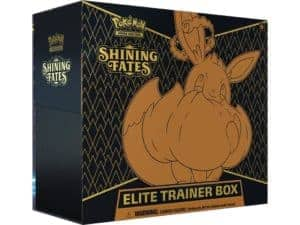 Shining Fates SWSH 4.5 Elite Trainer Box Mkt CardCollectors
