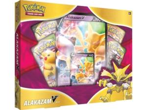 Alakazam V Box Promo Pokémon TCG
