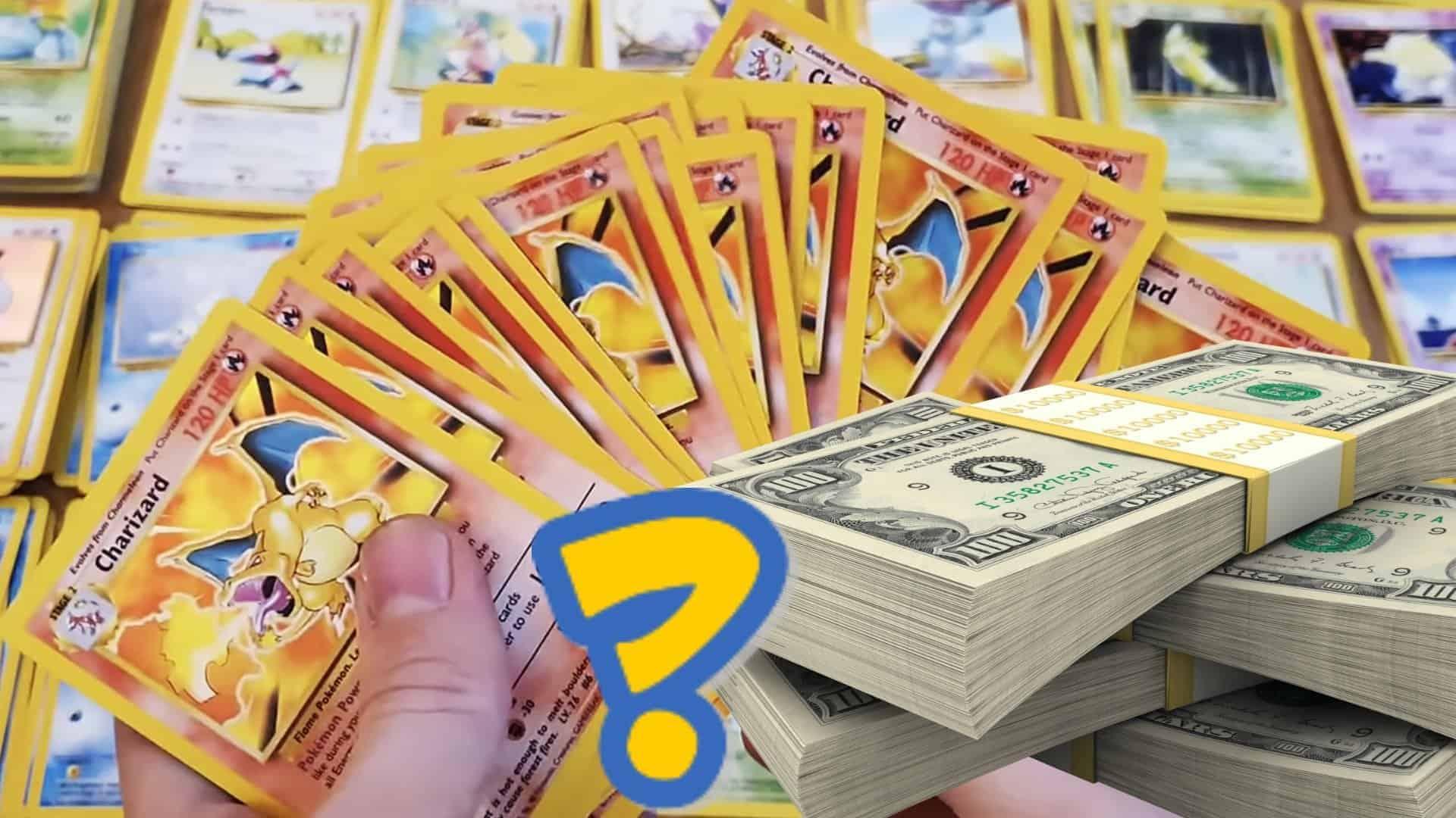 Pokemon Karten Sammlung Wert CardCollectors