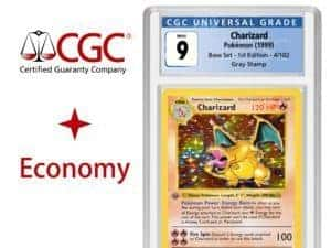 CGC Card Grading Ticket Eco Product Image