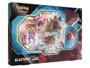 Blastoise VMAX Battle Box MKT Pokémon TCG