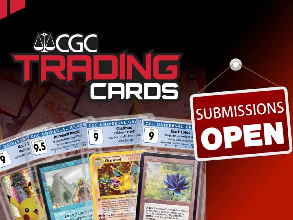 CardCollectors Grading Submissions Home Teaser