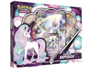 Galarian Rapidash V Box - Pokémon TCG