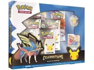 Pokémon TCG Celebrations Deluxe Pin Collection MKT