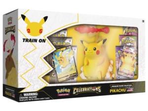 Pokémon TCG Celebrations Premium Figure Collection Pikachu VMAX MKT