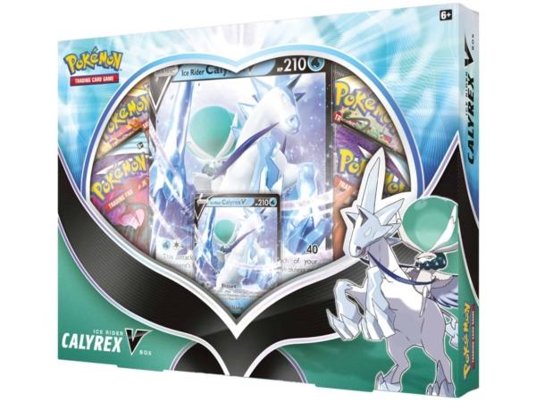 Ice Rider Calyrex V Box Pokémon TCG MKT