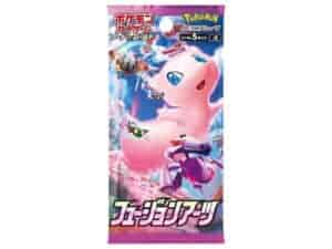 S8 Fusion Arts Booster Pack JPN MKT Pokémon TCG